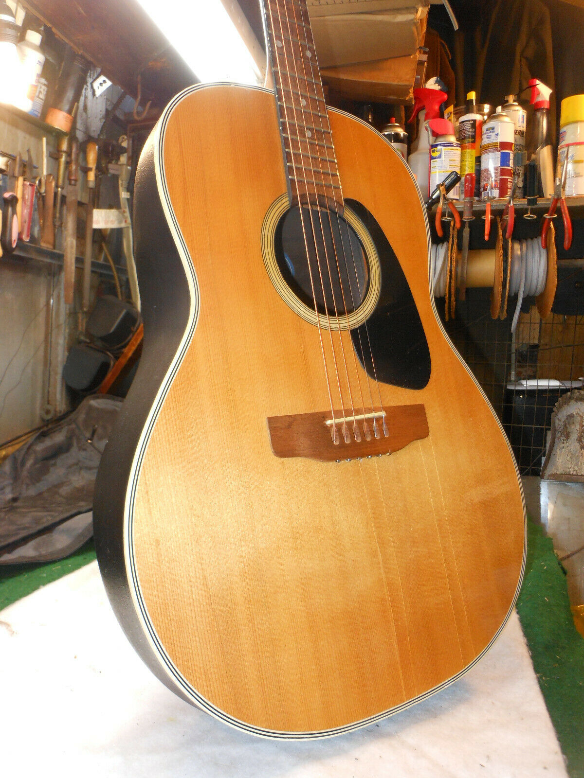 OVATION APPLAUSE AA-31 ACOUSTIC GUITAR Kaman Music Product