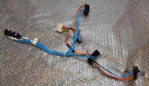 Dell-PowerEdge-R310-4-Drop-disque-dur-SATA-Donnees-Cable-d-039-alimentation-C450M-0C450M