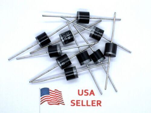USA SELLER 6A10 Rectifier Diode 6A 1000V 10 Pieces