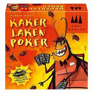 Schmidt-Spiele-Kakerlakenpoker-Drei-Magier-Kartenspiel-Spielkarten-Spiel