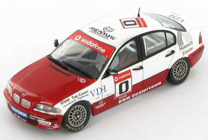BMW 320i Duncan Huisman Dutch Champion 2002 1 43 - S0408