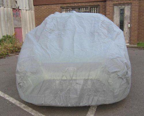L Cubierta De Coche Completo transpirable resistente al agua Ford Focus ST Mk2 2005-2011