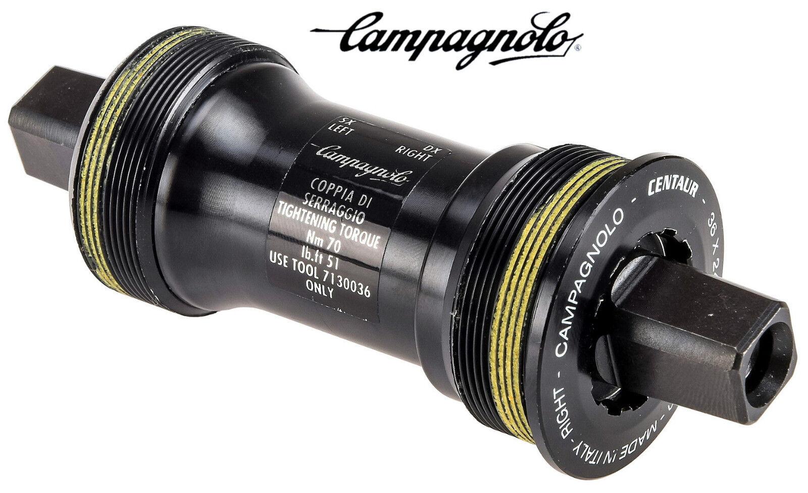 Boitier de pédalier  CAMPAGNOLO CENTAUR Cocheré 36x24 (Italien) - 115.5mm  alta calidad