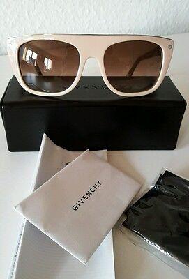2019 Mode Givenchy Sonnenbrille Sgv883 Damen Neu SchöN In Farbe