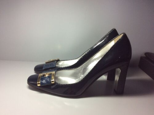 blu Dolce Scarpe Gabbana 39 Taglia pelle Donna in verniciata AnpOqU