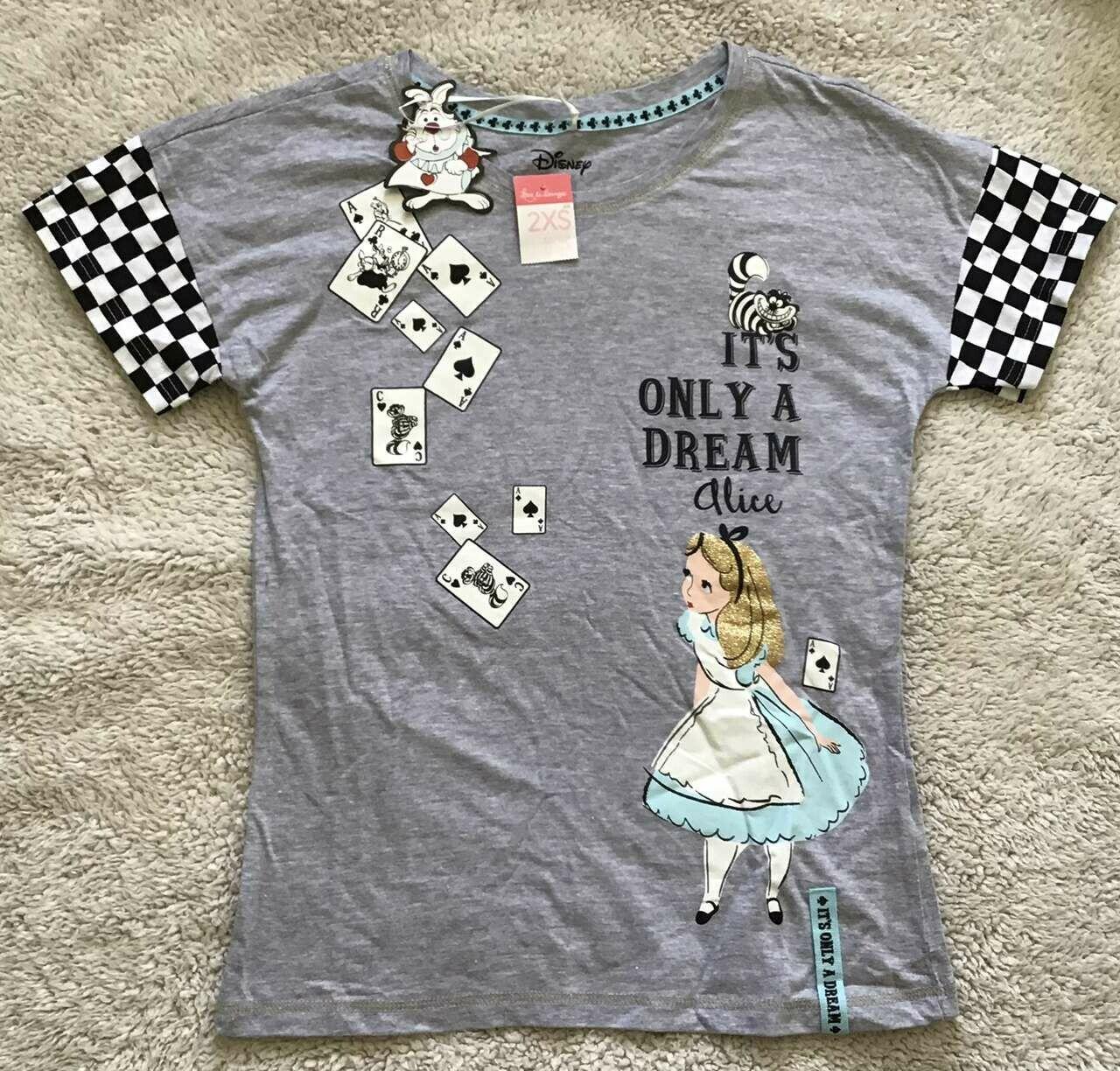 unterwäsche primark disney nightshirt uk 10/12 ladies women