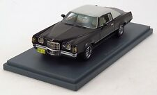 NEO SCALE MODELS 44115 - Pontiac Grand Prix Hardtop Coupe 1972 - 1/43
