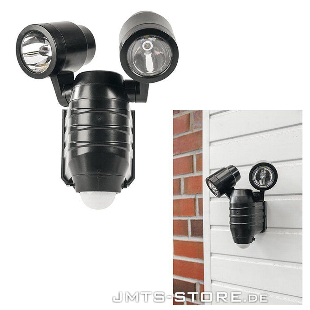 Batería de LED lámpara de parojo PIR spot 110 ° detector de movimiento luz lámpara iluminación