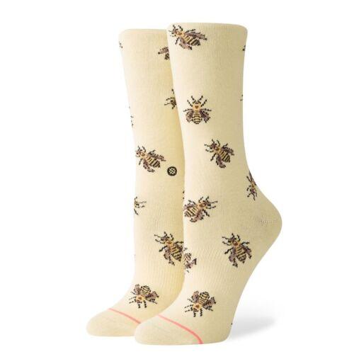 Stance Buzzchill Mannschafts Socken Gelb