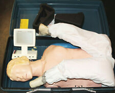 Laerdal Resusci Anne Skillmeter Full Body Cpr First Aid Training Manikin Emt Med