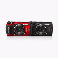 "Olympus Tough TG-5 12mp 3"" Waterproof  Digital Camera New Agsbeagle"