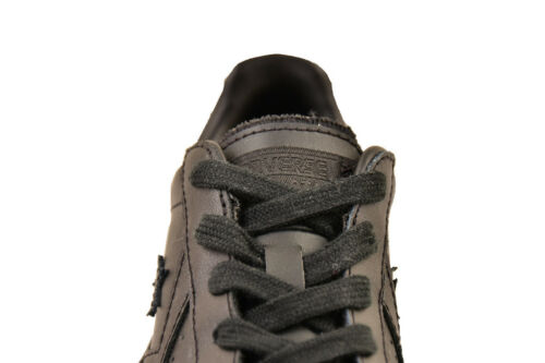 taglia Rrp £ 58 Bcf811 Pl Converse Uk pelle Pro Ctas Youth '76 Sneakers nero 10 in Ox7zq6wx