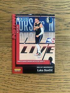 Luka-Doncic-Panini-Playoff-Buzzer-Beater-1st-Team-NBA-2019-20-Season-Dallas-Mavs