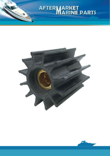 Impeller replaces SHERWOOD 29000k fits some Caterpillar and Cummins