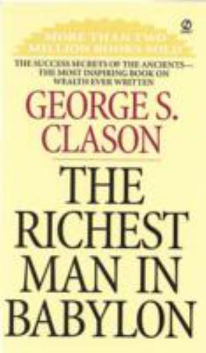 The Richest Man in Babylon by George S. Clason FREE SHIPPING Secrets RICH WEALTH