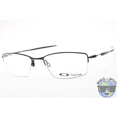 Oakley RX Eyeglasses OX5113-0154 Lizard Satin Black Titanium Frame [54-18-135]