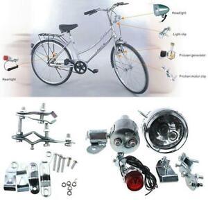 Generatore-attrito-12V-Dinamo-motorizzato-per-bici-LED-testa-fanale-posteriore