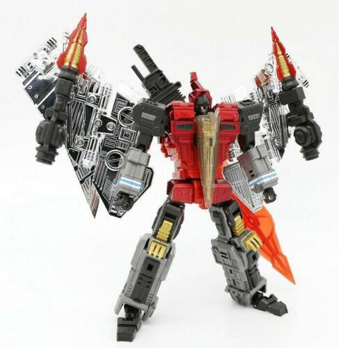 New Transformers G-Creation Shuraking SRK 04 Blade Swoop Figure MISB In Stock