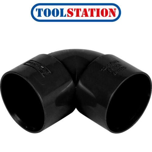 Solvent Weld Bend 90� 32mm Black