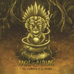 JUNGLE-CALLING-3-COMPILED-BY-DJ-GOVINDA-CD-NEW