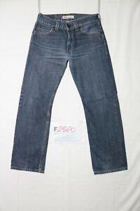 Levi's 506 standard D'Occassion (Cod.F2560) W32 L30 en Jeans Droit Boyfriend