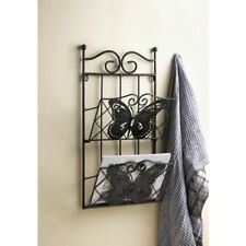 Good NEW Home Gifts Butterflies Elegant Charming Mail Wall Rack Chic Decor  10018400 Pictures Gallery