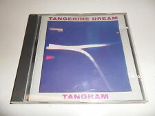 CD  Tangerine Dream - Tangram