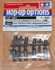 Tamiya-53601-Low-Friction-5mm-Adjuster-8-Pcs-TRF416-TRF417-TRF418-TRF419