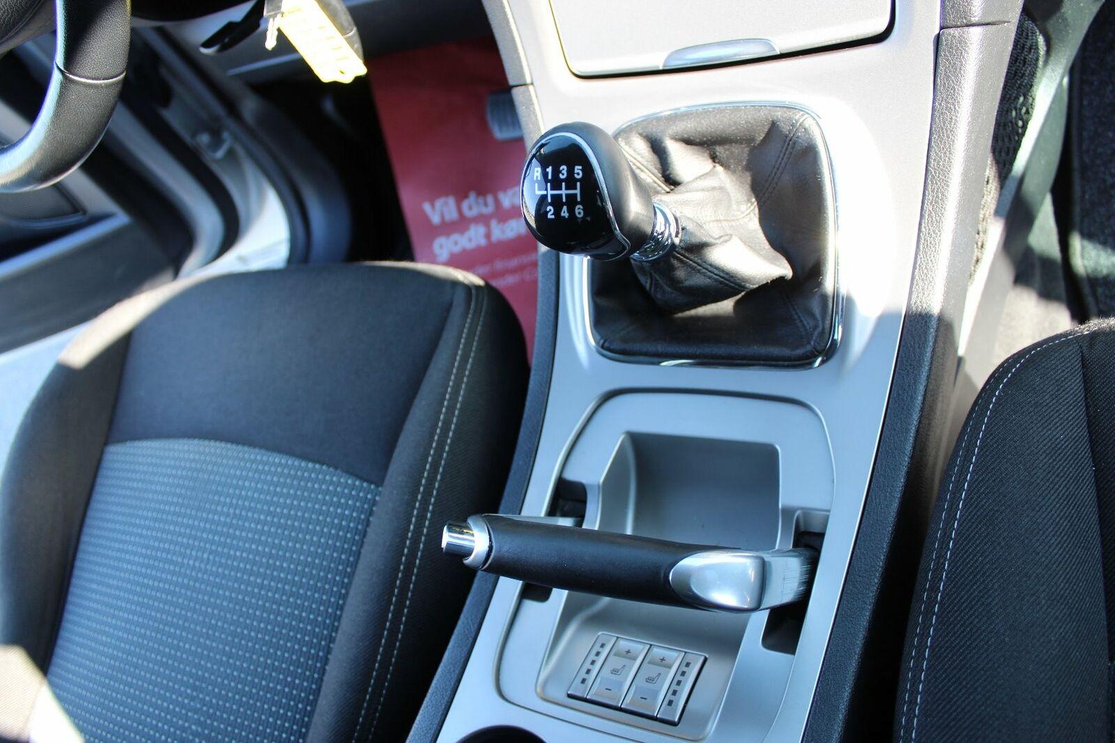 Ford Galaxy 2,0 TDCi 140 Trend 7prs - billede 11
