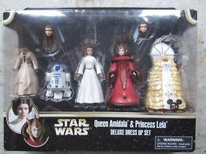 Queen Amidala And Princess Leia