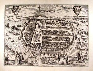 Antique-map-Bardum-Pomeraniae-alt-Barth