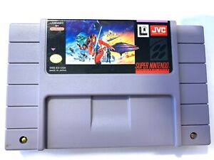 Super-Star-Wars-Empire-Strikes-Back-SNES-Nintendo-Game-Tested-Working-AUTHENTIC