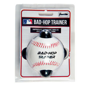 Franklin-bad-hop-fielding-agility-training-aid-baseball-practice-catch-field