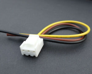 Details about 3-Pin Power Harness Wire Plug Interface Pioneer CD-ML100 on