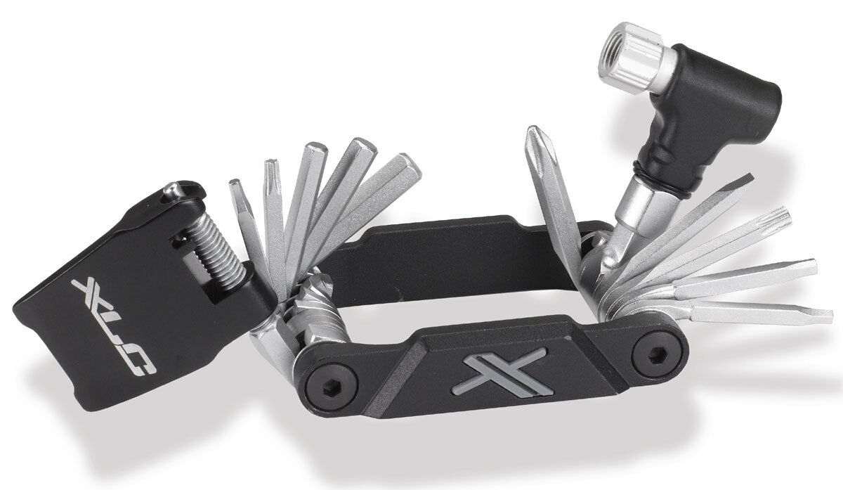 XLC TO-M13 Multitool Q-Serie 13 Funktionen Multifunktion-Werkzeug