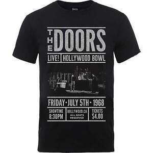 The-Doors-Advance-Final-Official-Merchandise-T-Shirt-M-L-XL-Neu