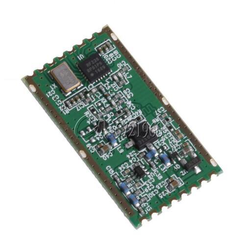 30dBm 1 W haute puissance sans fil RF Transceiver Module 433 MHz RFM23BP HopeRF