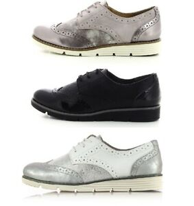 S.Oliver Women's 23623 Brogues Shoes | eBay