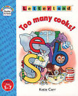 Too Many Cooks by Katie Carr (Paperback, 1998)