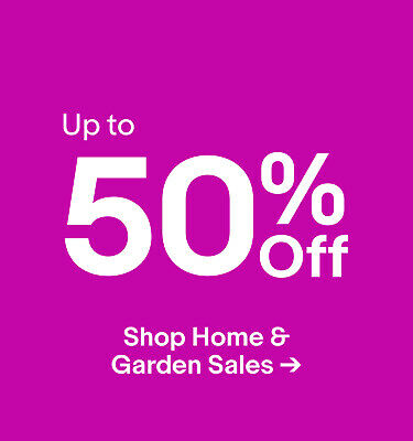 Shop Home & Garden Sales