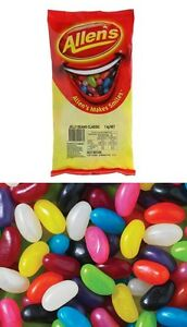 Allens-Jelly-Beans-1kg-Bag-Candy-Buffet-Treats-Lollies-Sweets-Party-Favors-New