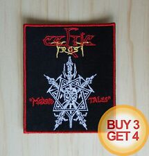 CELTIC FROST MT RD PATCH BUY3 GET4,HELLHAMMER,VENOM,ABSU,SODOM,AURA NOIR,BATHORY