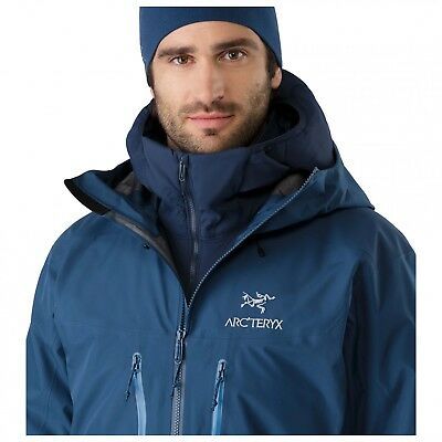 Arc'teryx Alpha Ar Jacket Men, Gore-tex® Pro Triton, Size S, Rrp €580