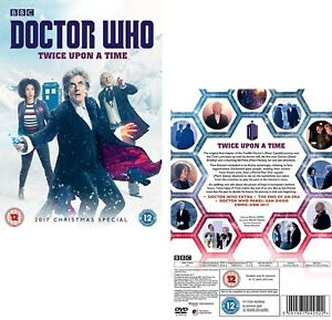 Twice Upon A Christmas Doctor Who.Details About Dr Who 2017 Christmas Special Twice Upon A Time Doctor Peter Capaldi Rg2 4 Dvd