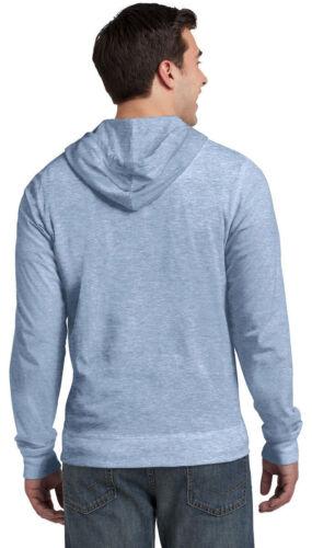 DT1100 District Boy/'s Young Men/'s Lightweight Full Zip Long Sleeve Hoodie
