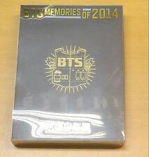 BTS Memories of 2014 DVD + PHOTOBOOK