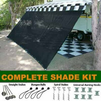 EZ Travel Collection RV Awning Shade Kit RV Shade Complete ...