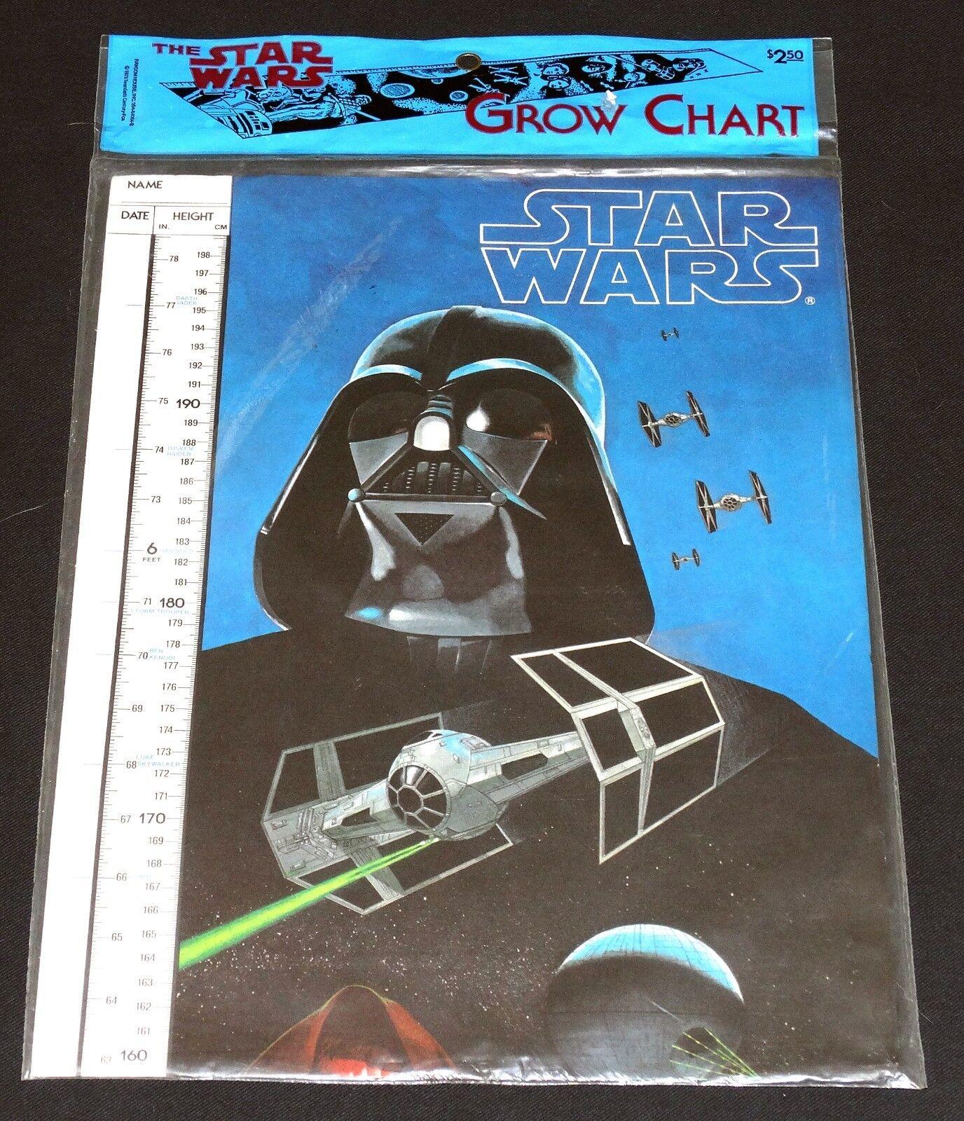 Cocheta de la guerra de las galaxias crecen sellado en paquete Original Vintage 1978 Random House