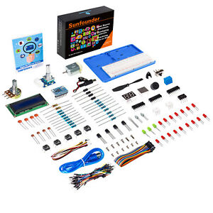 Details about Project Super Starter Kit V3 0 Visual Programming Language  for Arduino UNO R3