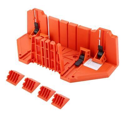 35.5 x 11 x 15 cm Non-Slip Cutting Mitre Box 0/° Holding Mitre Box 22.5/° 45/° 90/°